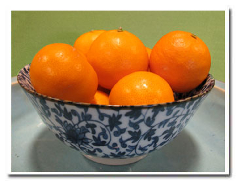 Keep a bowl of Ojai Pixies next to the cookie jar -- or just replace those cookies with Pixies.