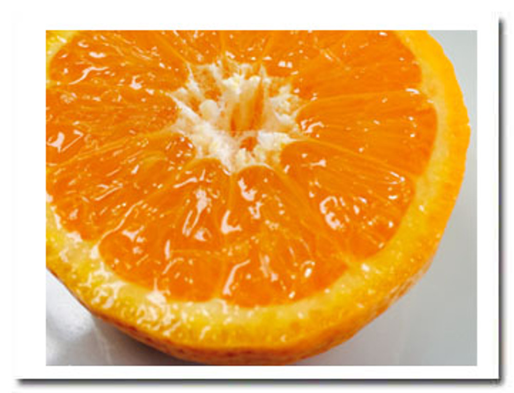 Our organic Pixie tangerines are sweet, juicy and completely seedless. Did we mention they're sweet?