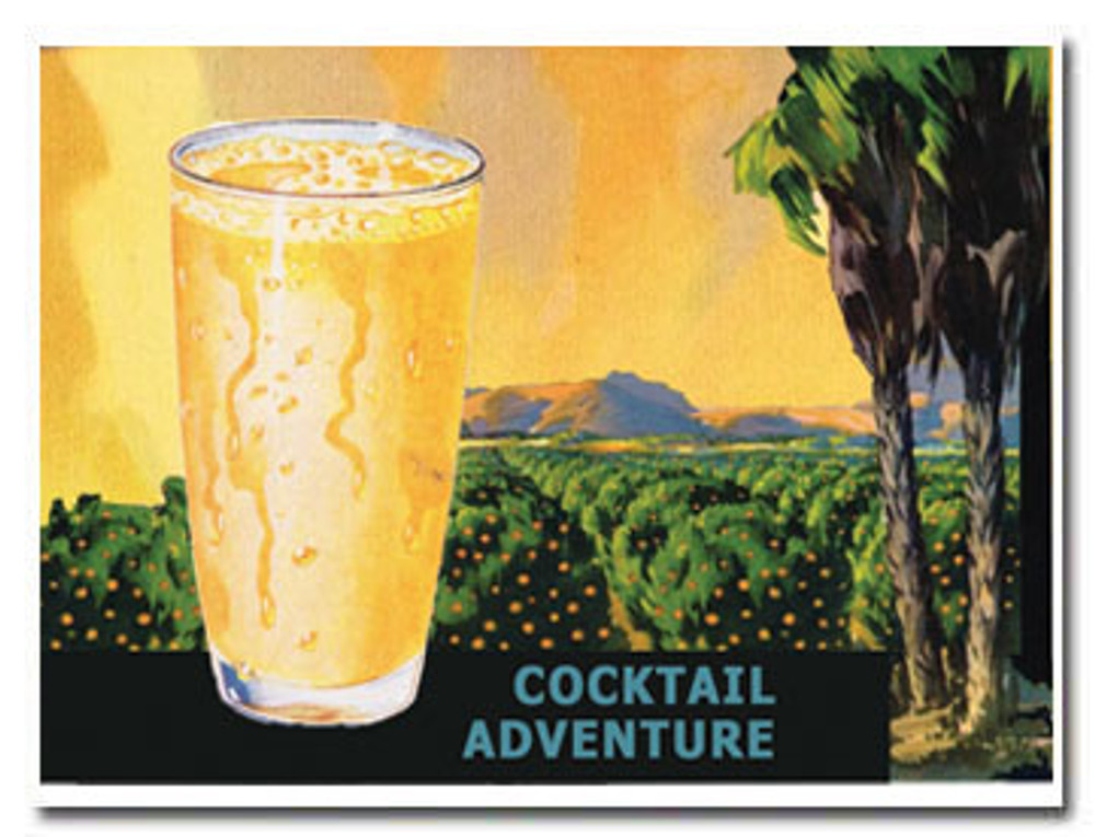 The Spring Fling offers a fresh juicy adventure.