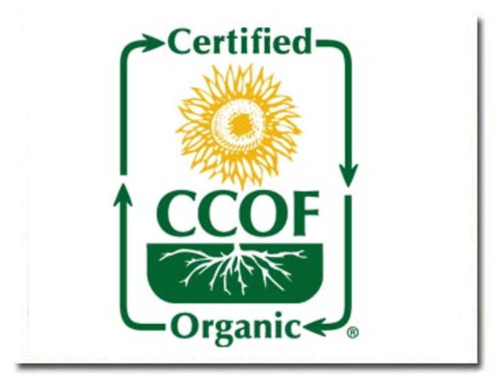 All our fruit is CCOF certified organic.