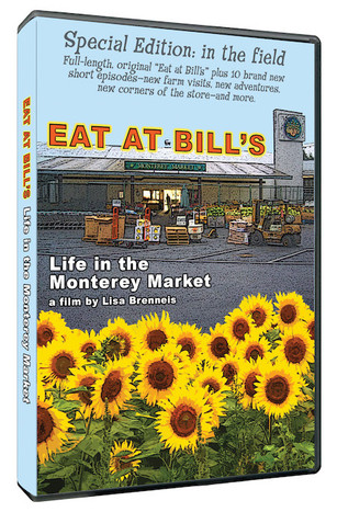"The special ""In the Field"" edition of ""Eat at Bill's"" on DVD - the original movie full-length plus 10 new shorts."