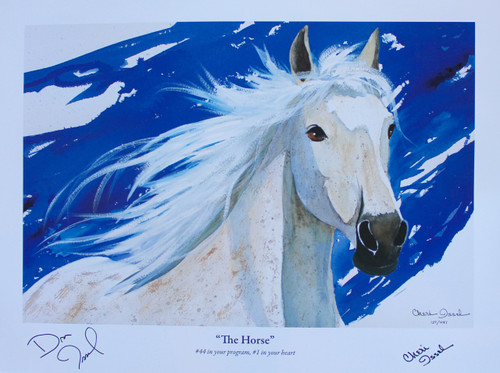 """The Horse"" by Cheri Issel"