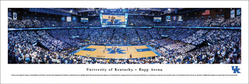 University of Kentucky   Rupp Arena w/Lexi