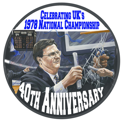 1978 Forty Year Celebration Button