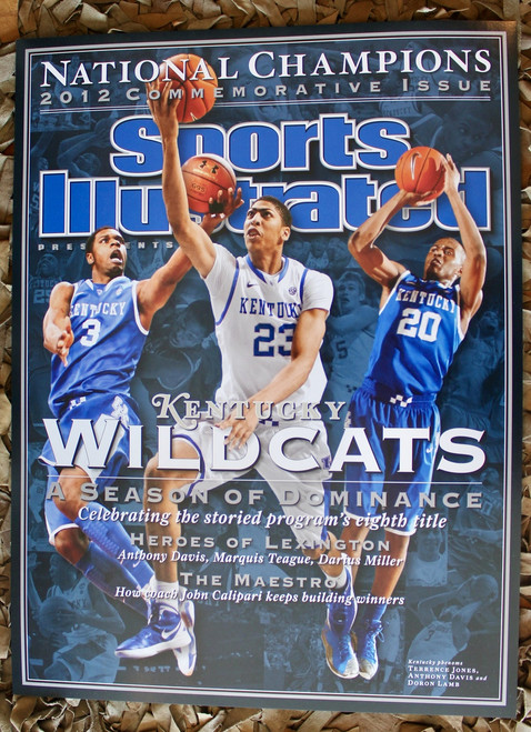 2012 Sports Illustrated Commemorative Poster