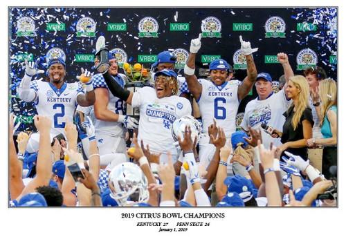 2019 Citrus Bowl Champions