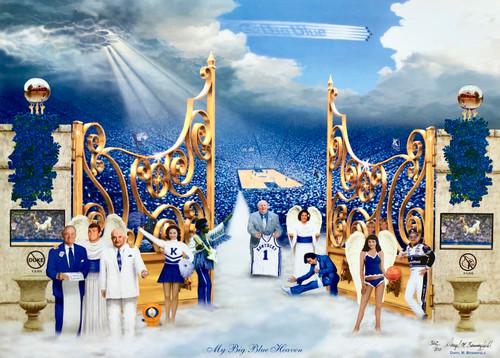 My Big Blue Heaven
