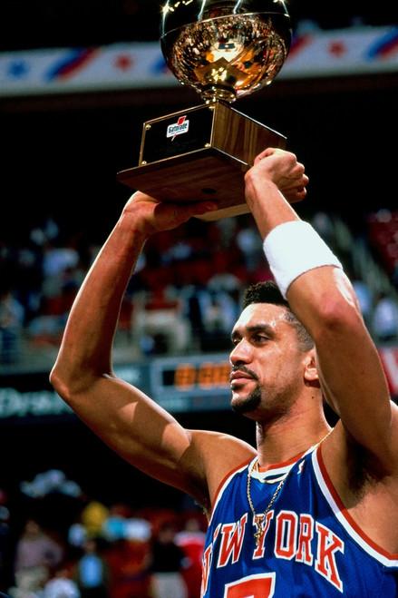"Kenny ""Sky"" Walker 11x14 - 1989 NBA Slam Dunk Champion"