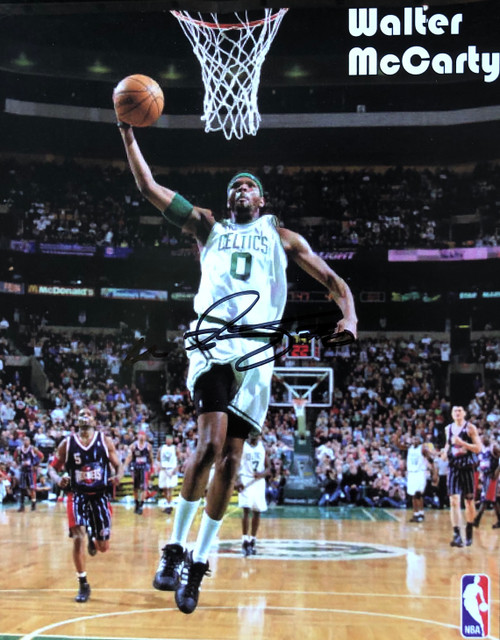 WALTER MCCARTY signed 8x10.