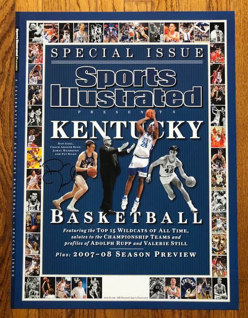 100 Years SI Poster signed by Dan Issel