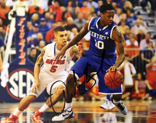 Signed 8x10