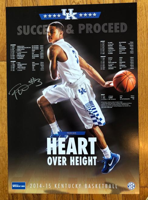 Tyler Ulis Heart over Height