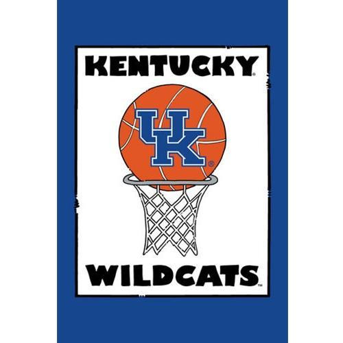 12x18 Kentucky Wildcats Garden Flag