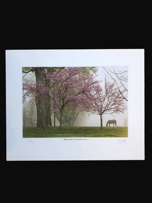 """25""""W x 20""""H print signed and numbered by Doug Prather"""