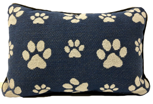 Cat Paw Cord Pillow Small 12.5W x 8.5H