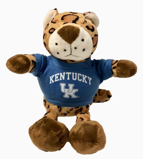 """Leopard"" Wildcat 10"" with Kentucky UK Jersey"