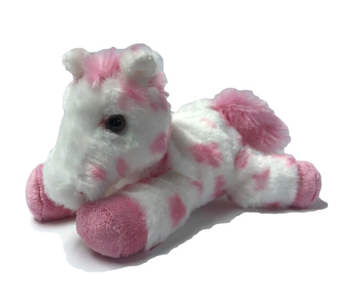 """Lady"" Mini Flopsie Horse 8"""