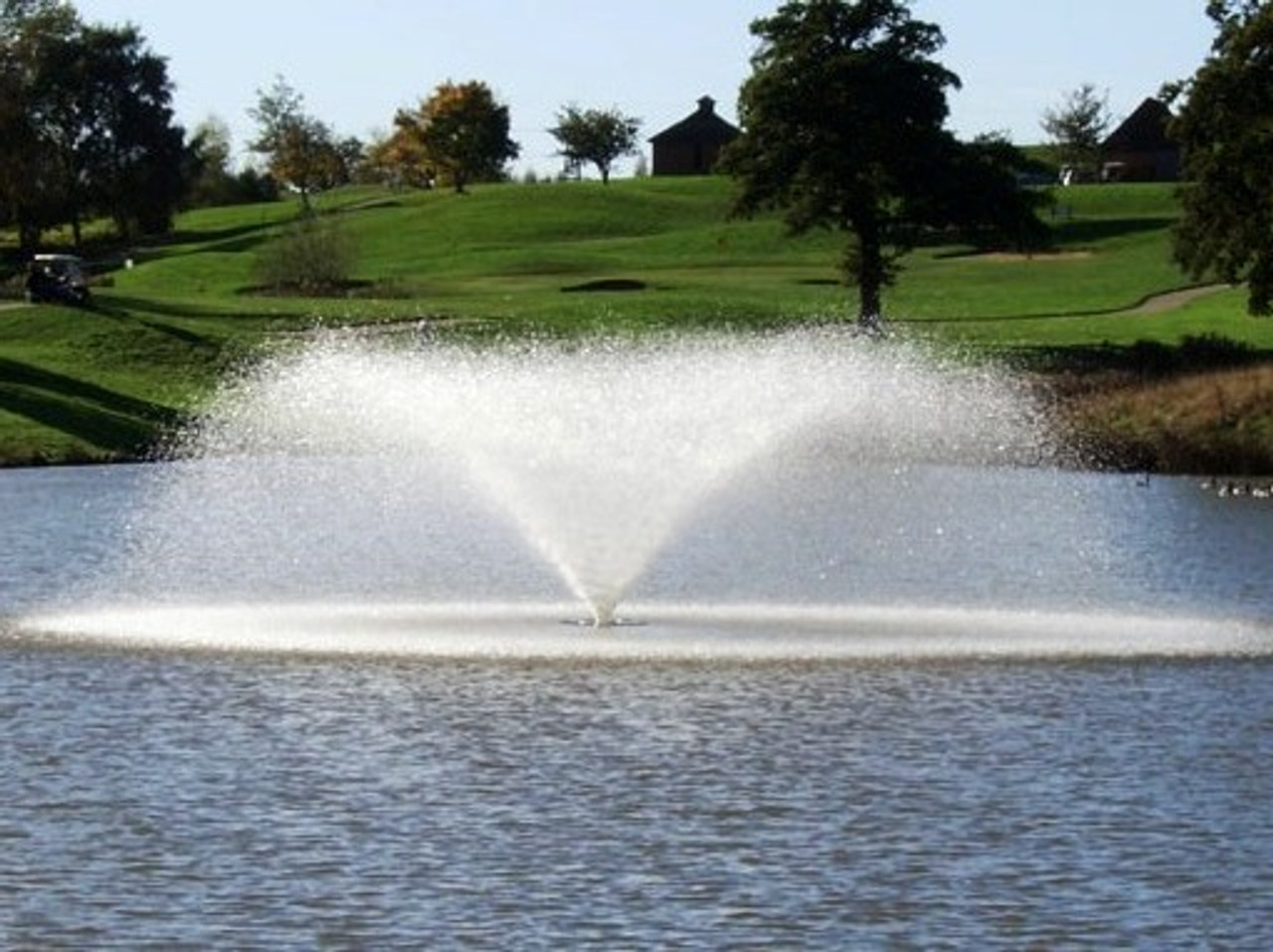 Otterbine Fountains and Otterbine Aerating Fountains