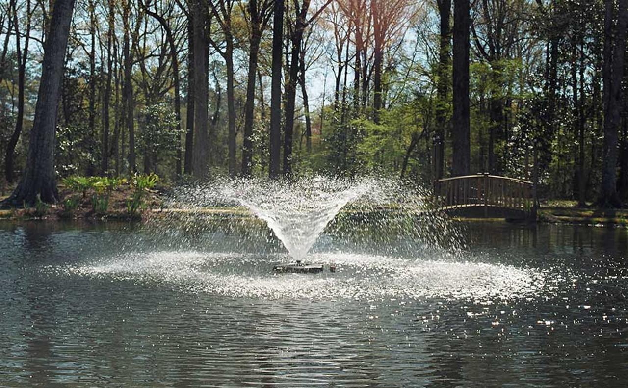 Kasco 3400JF Fountain - Willow Pattern