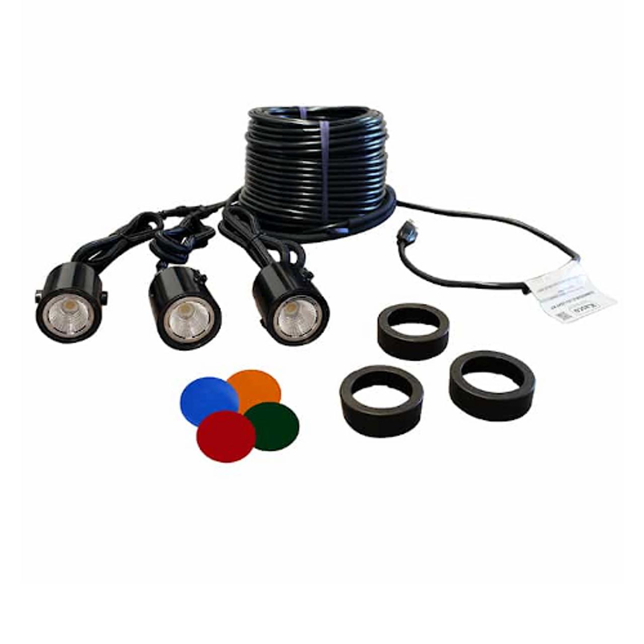 Kasco Composite LED 3 light set
