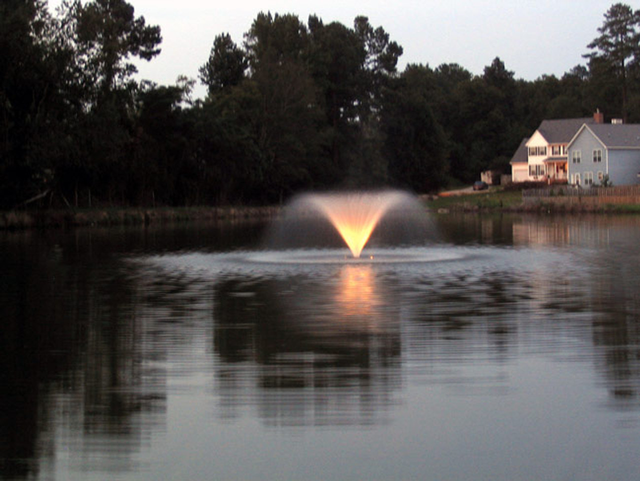 Kasco 3400 VFX Fountain with Lights