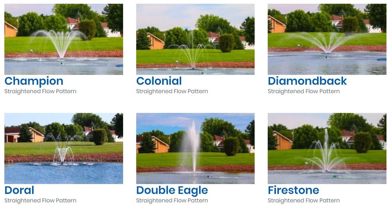 AquaMaster Decorative Series (1/2 HP)