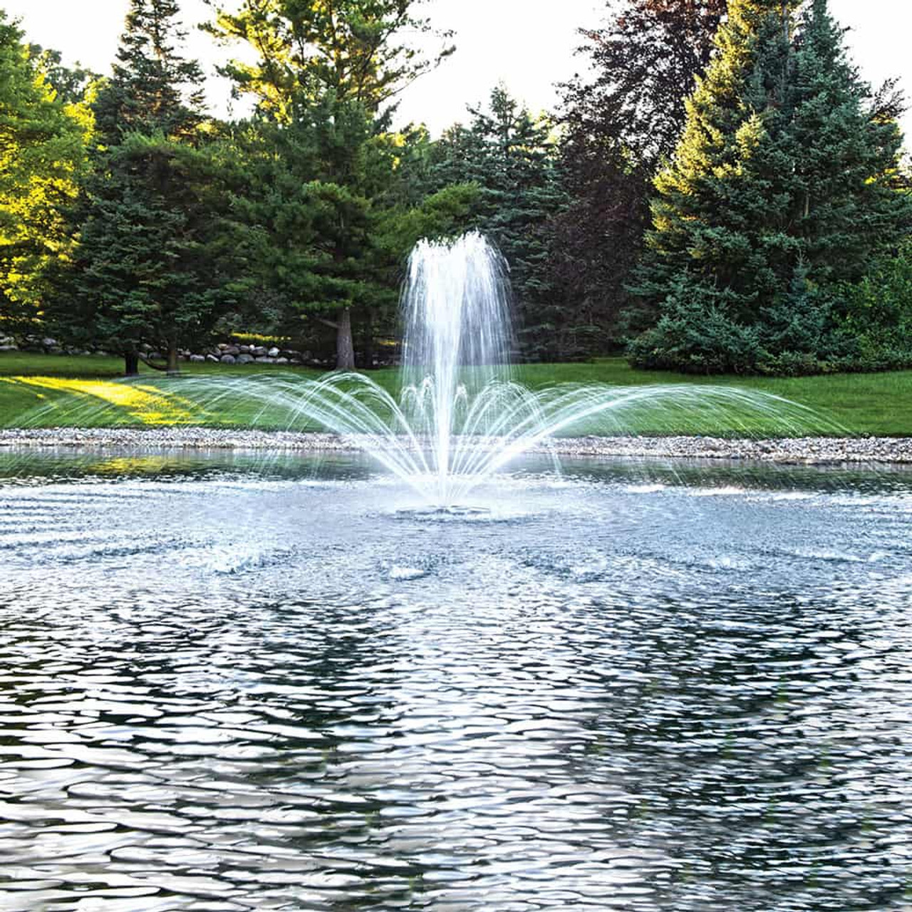 Airmax EcoSeries Fountain (1/2 HP)