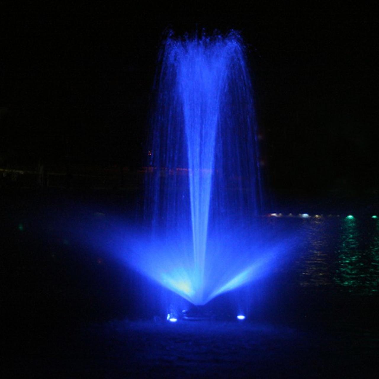 Kasco RGB LED 6 light set for Kasco water fountains