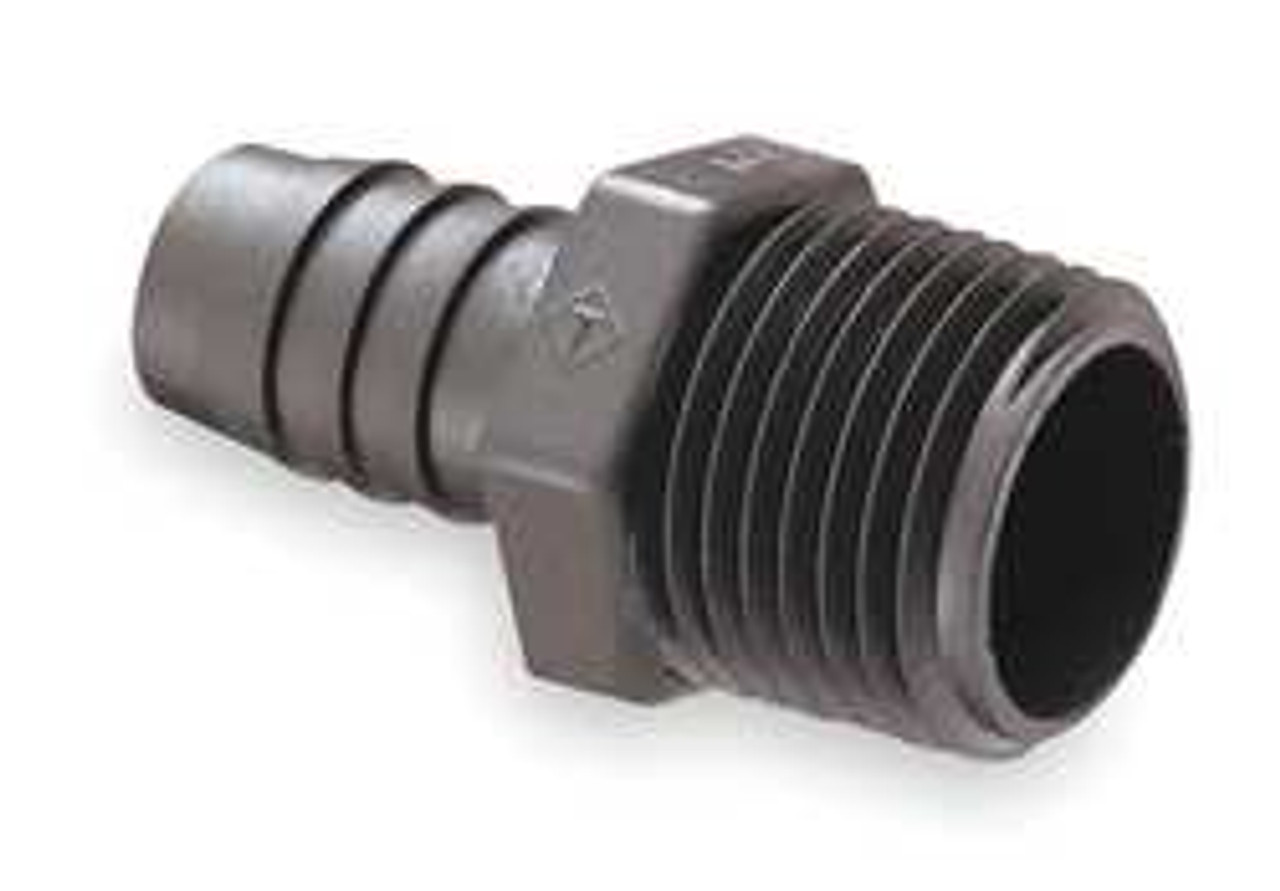 HLP Connector - AirPod to 3/8 in. DownUnder Aeration Tubing