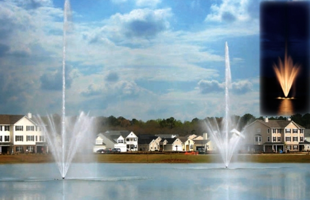 AquaMaster Fountains - Celestial Series 10 to 25 HP