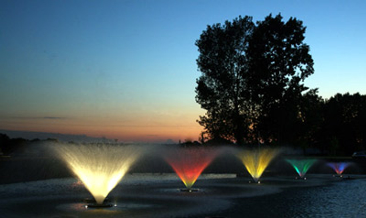 Kasco Fountains and Kasco Water Fountains VFX Series
