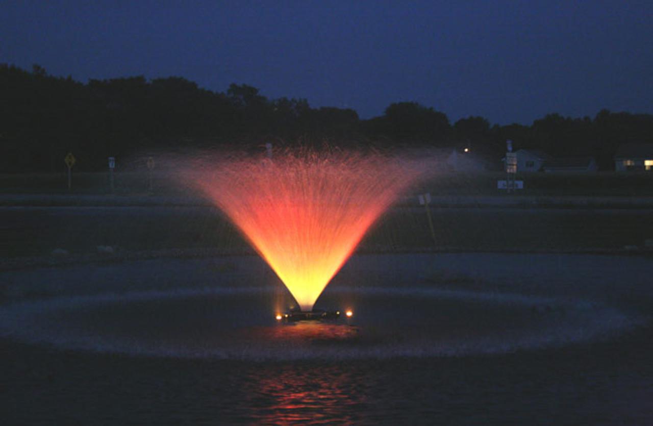 Kasco Fountain 8400VFX Lights
