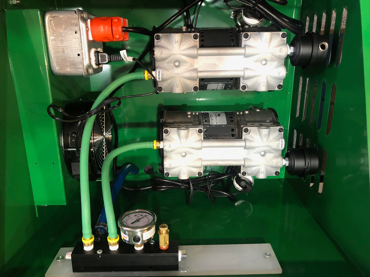 Lake Aerator and Lake Aeration System by Hydro Logic