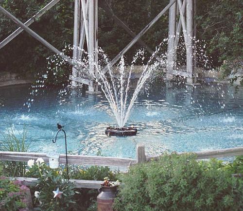 Kasco 3400JF Fountain - Cypress Pattern