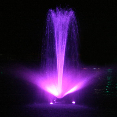 Kasco RGB LED 6 light set for Kasco water fountains