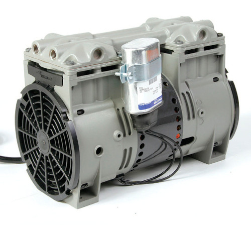Dual Piston Air Compressor for Pond Aerators and Lake Aerators by Hydro Logic