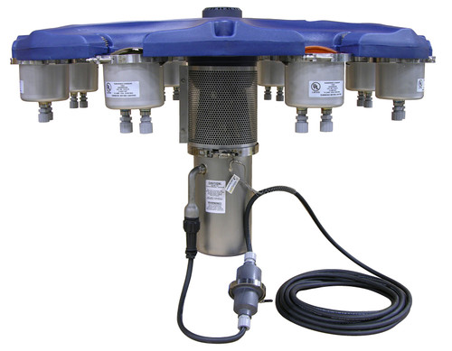 AquaMaster Fountains Masters Series Profile