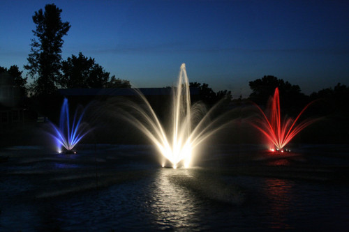 Kasco Fountains, Kasco Pond Fountains, Kasco Water Fountains, and Kasco JF Series Fountains
