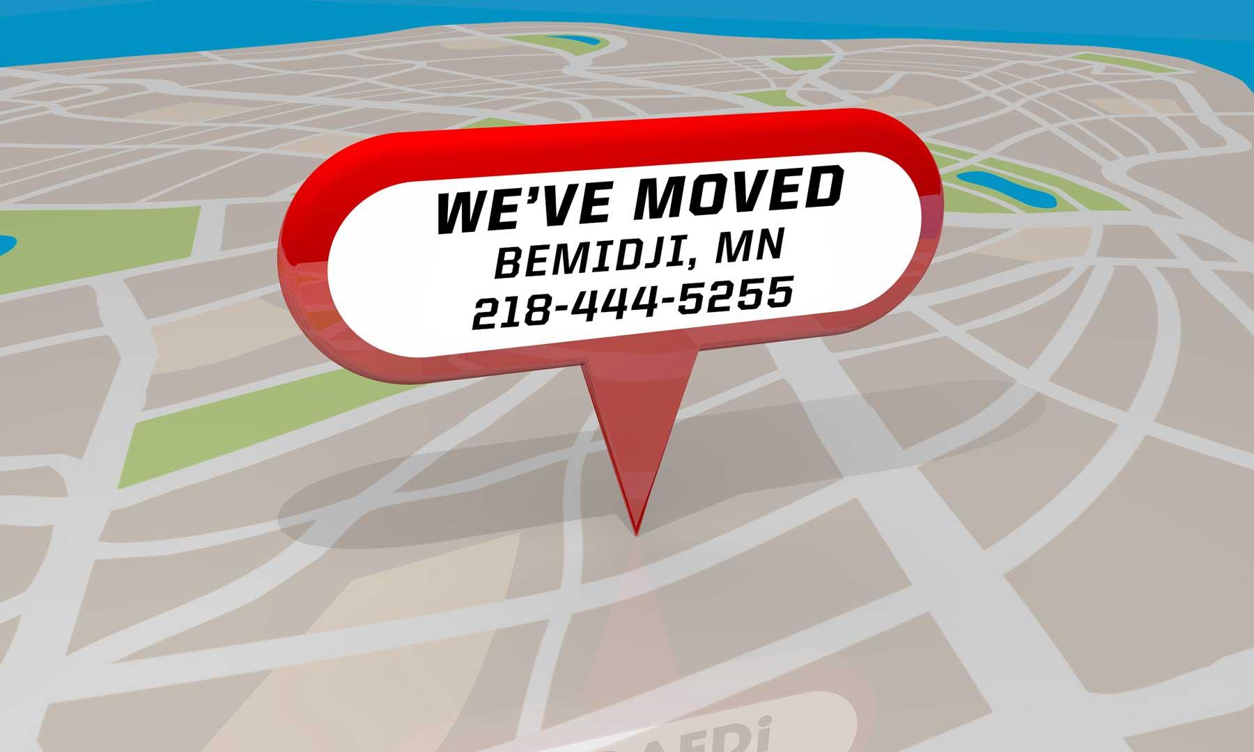 Frigide Forage has moved to Bemidji Minnesota.