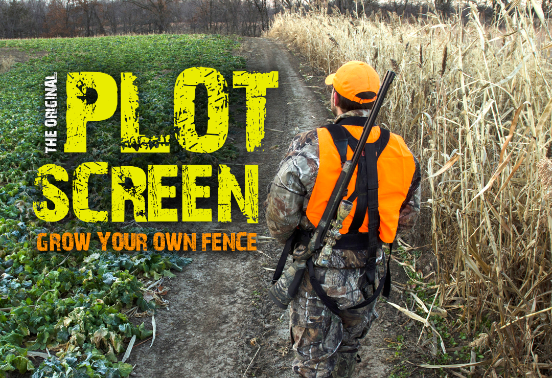 The original plot screen to grow your own fence from frigid forage