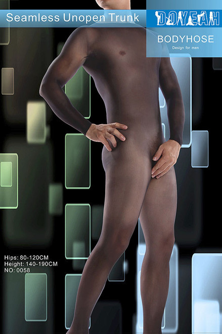 *Seamless full body BODYSTOCKING -0058