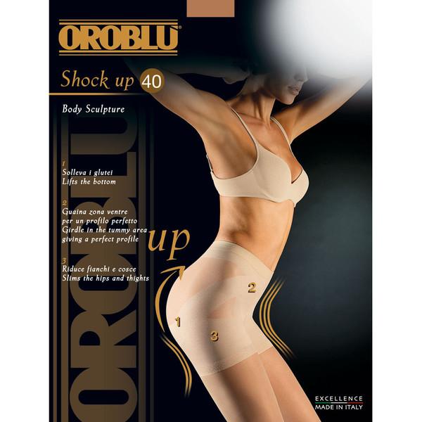 Shock Up 40 Body Sculpture Pantyhose