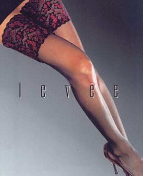 Dreamline Lace Garter Band Stockings