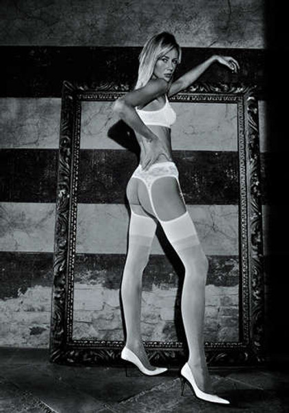 Belle Époque - Lace Garter and Stockings