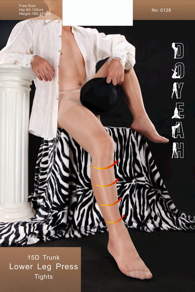 15 Denier FULL SUPPORT legwear