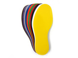 SafetyTac® Footprints