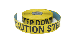 Caution / PrecauciÛn - Inline Printed Floor Marking Tape