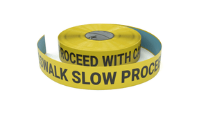 Crosswalk - Inline Printed Floor Marking Tape