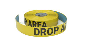 Drop Area - Inline Printed Floor Marking Tape