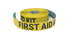 First Aid Kit - Inline Printed Floor Marking Tape